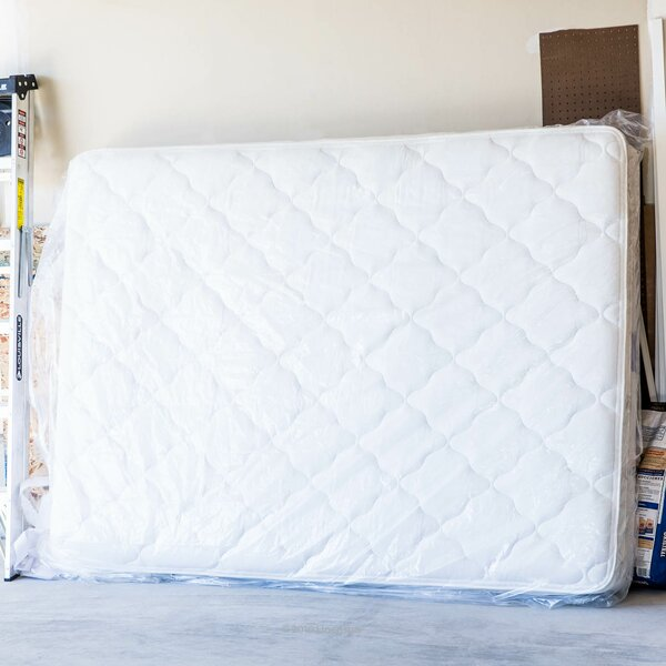 Heavy Duty Sealable Hypoallergenic Waterproof Mattress Protector by Linenspa