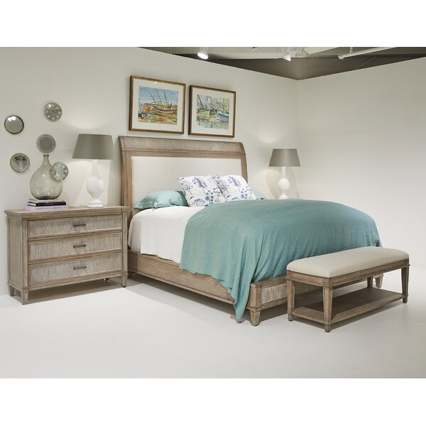 Willow Sleigh Configurable Bedroom Set by Stanley Furniture