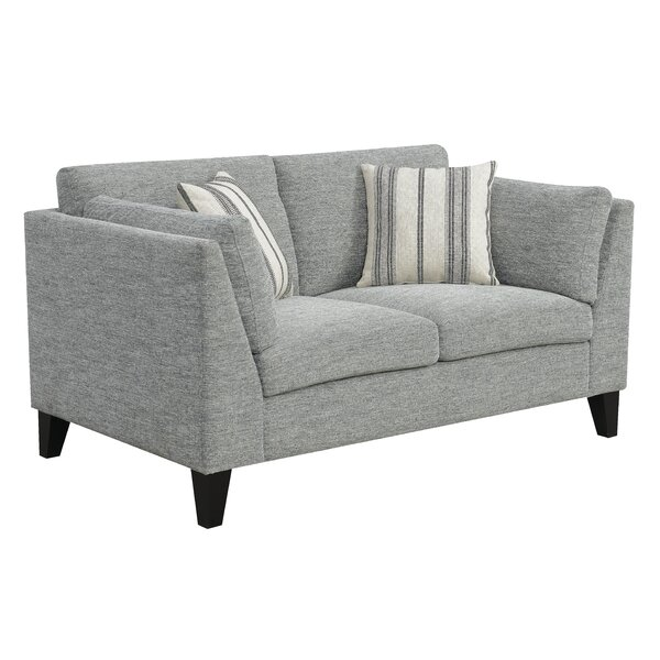 Thrash Standard Loveseat by Gracie Oaks