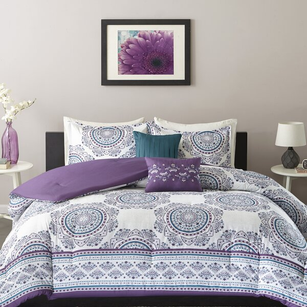 Folse Comforter Set by Bungalow Rose