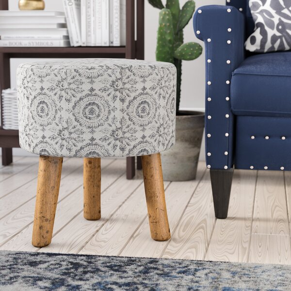 Bowdon Vanity Stool by Bungalow Rose