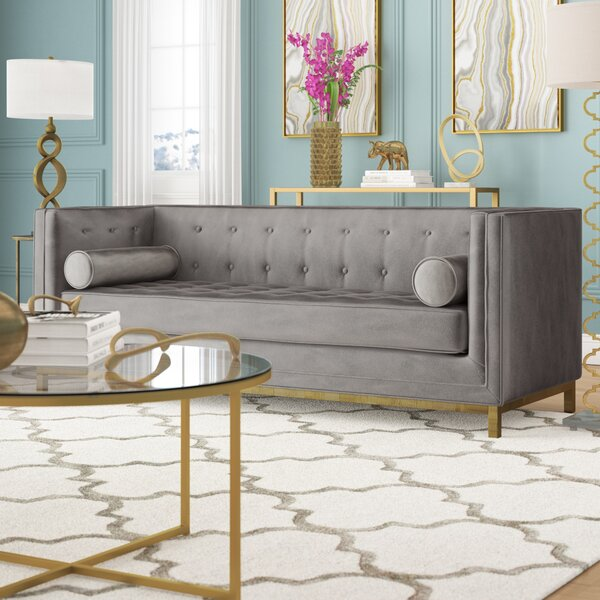 Excellent Quality Pratik Sofa by Everly Quinn by Everly Quinn