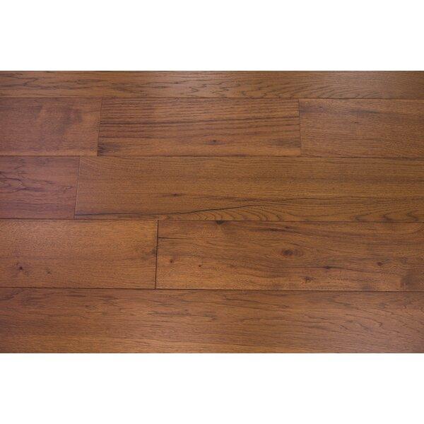 Berlin 7-1/2 Engineered Hickory Hardwood Flooring in Palma by Branton Flooring Collection