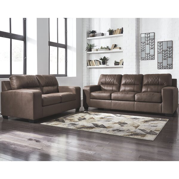 Robeson Sleeper Configurable Living Room Set by Red Barrel Studio