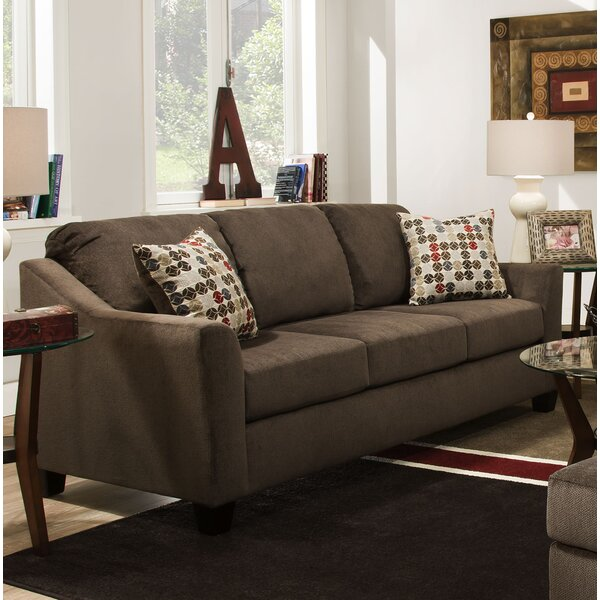 Simmons Upholstery Olivia Sofa by Darby Home Co