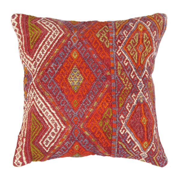 Vintage Throw Pillow by Pasargad