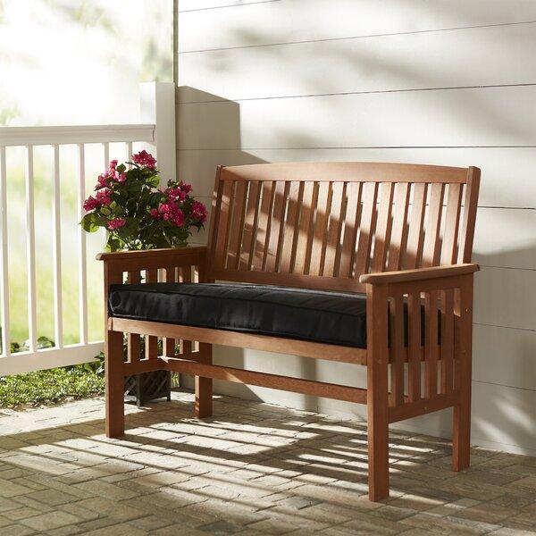 Folse Miramar Garden Bench by Brayden Studio