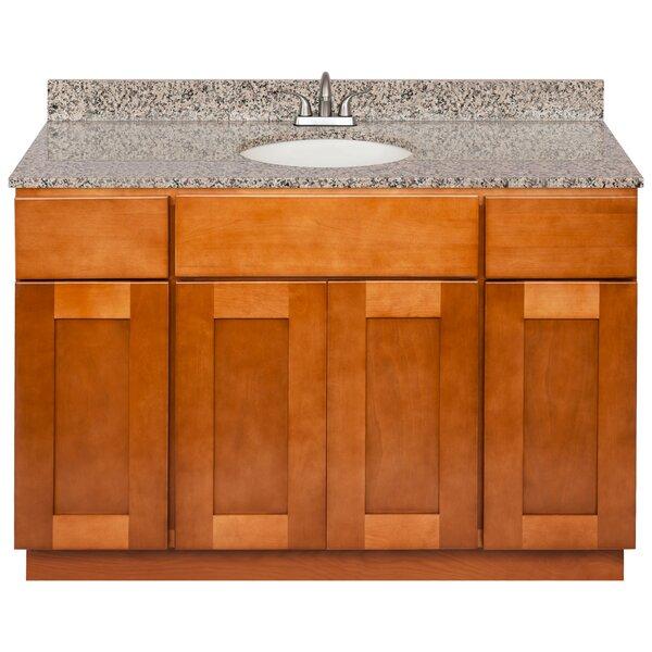 Straka 48 Single Bathroom Vanity Set by Winston Porter