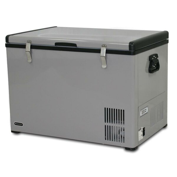 2.8 cu. ft. Frost-Free Chest Freezer by Whynter