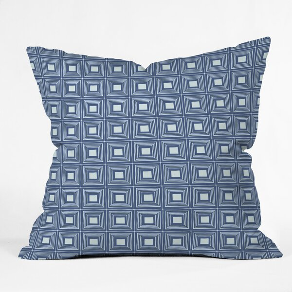 Natalie Baca Catalina Isle Throw Pillow by East Urban Home
