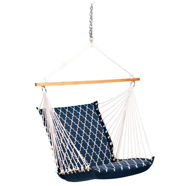 Fauntleroy Polyester Chair Hammock by Bungalow Rose Bungalow Rose
