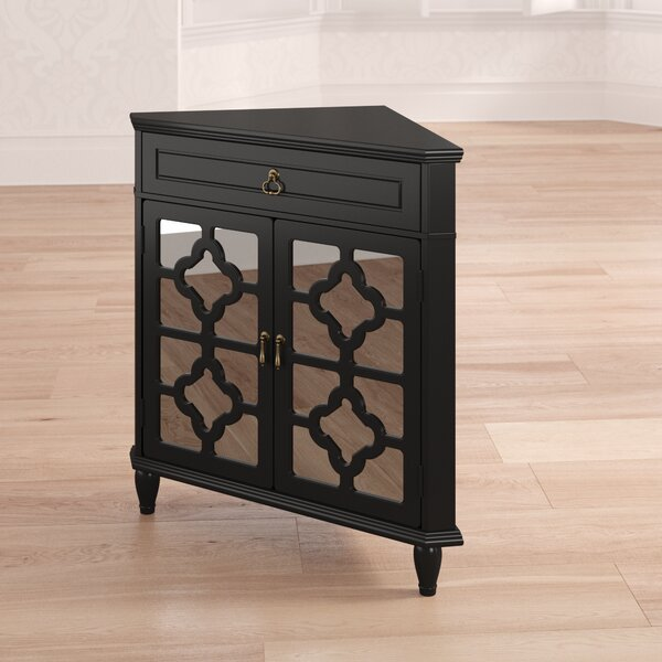 Charlwood 2 Door Accent Cabinet by Bungalow Rose