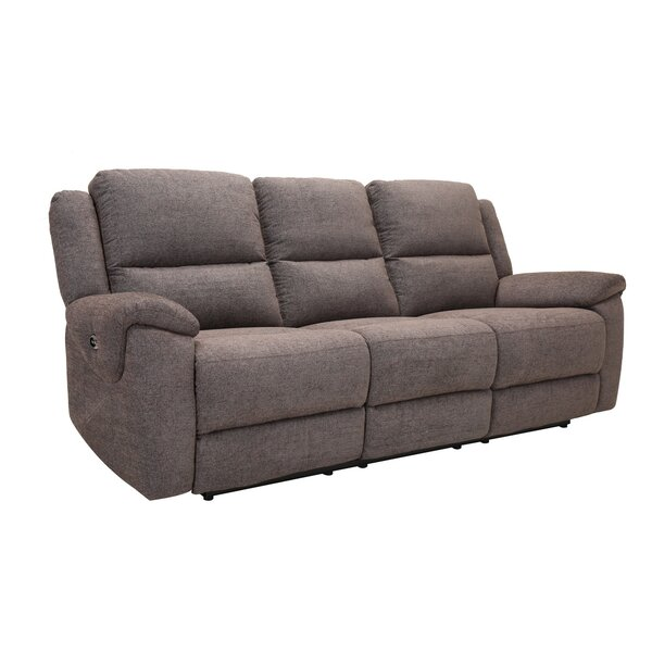 Ginnie Reclining Sofa by Latitude Run