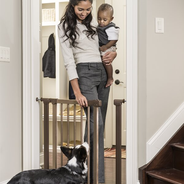Walk-Thru Distinction Safety Gate by Evenflo