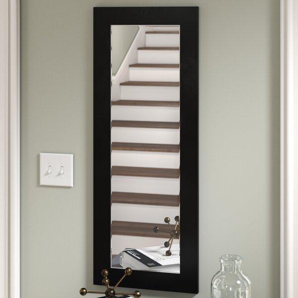 Modern Rectangle Wall Mirror by Brayden Studio