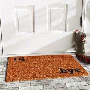 Hi Bye Doormat