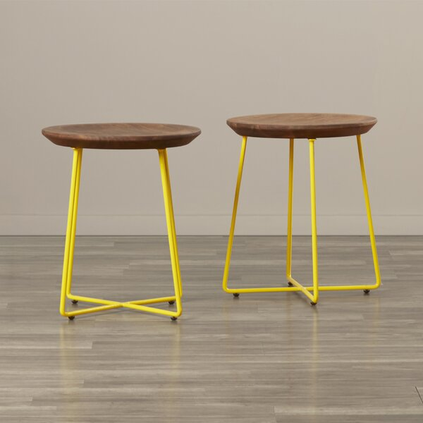 Landry Stool (Set of 2) by Corrigan Studio