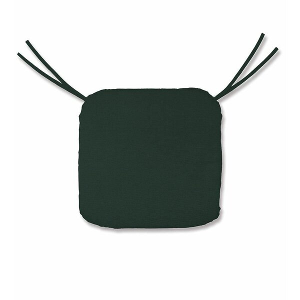 Indoor/Outdoor Dining Chair Cushion by Plow & Hearth