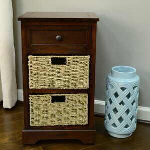Ardina 1 Drawer End Table by Beachcres..