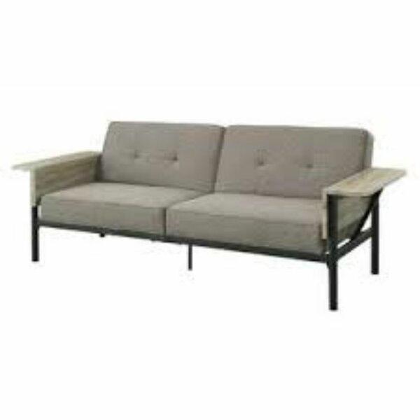 Vosburgh Cushion Back Convertible Sofa By Brayden Studio