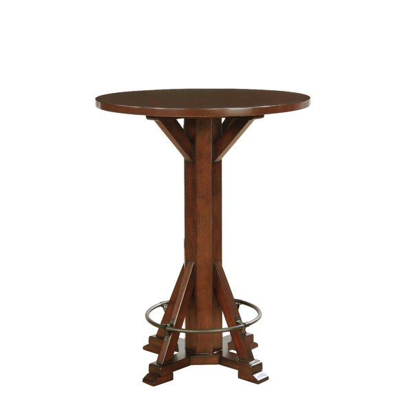 Woolverton Pub Table by Millwood Pines