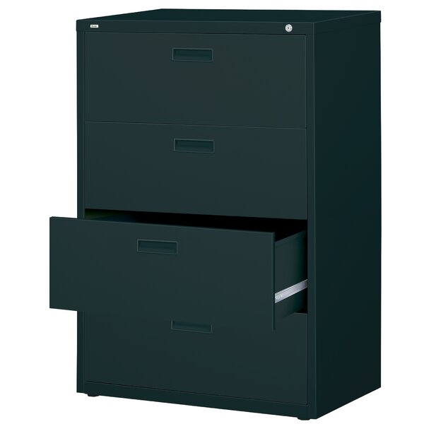 4-Drawer Lateral File by CommClad