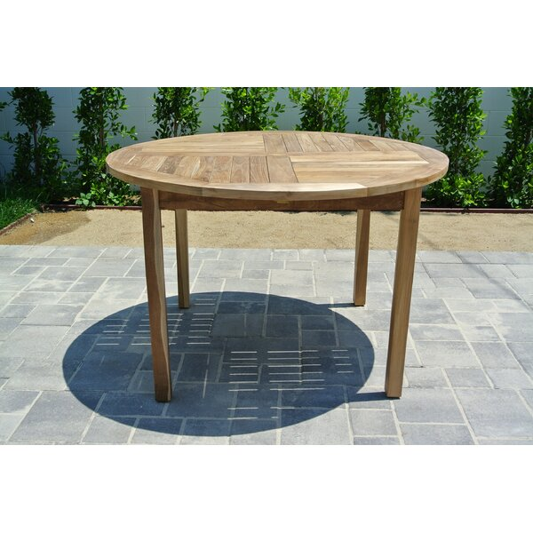 Daggett Teak Dining Table By Foundry Select