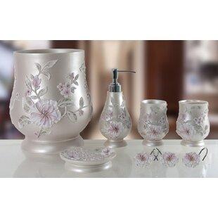 decorative bathroom accessories sets. Save to Idea Board Bath Accessory Sets You ll Love