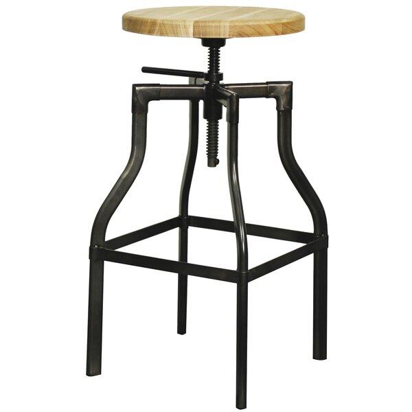 Cherelle Adjustable Height Bar Stool by Trent Austin Design