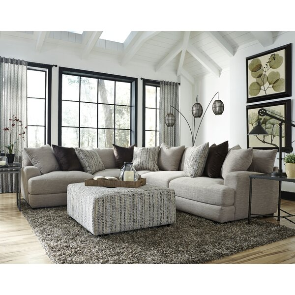 Woodberry Left Hand Facing Sectional by Gracie Oaks Gracie Oaks
