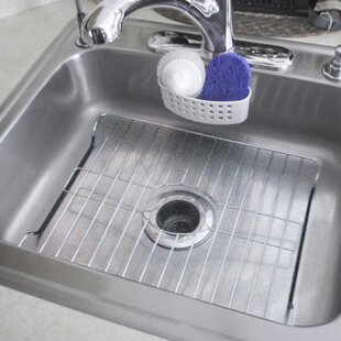 Sink grids youll love basics sink protector set of 2 workwithnaturefo
