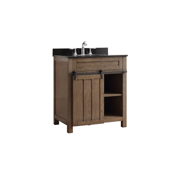Oakland 30 Single Bathroom Vanity Set by Ove Decors