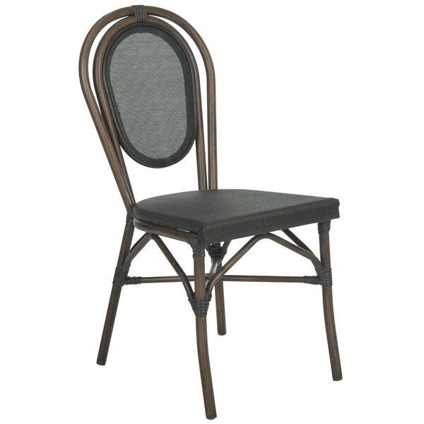 #2 Sylvester Dining Chair (Set Of 2) By Bay Isle Home 2019 Sale
