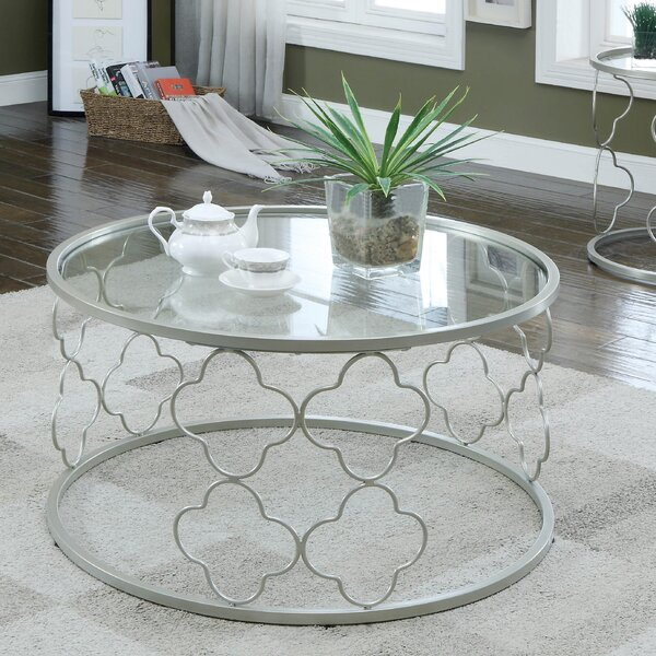 Triston Coffee Table by Rosdorf Park