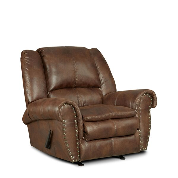 Dawnview Manual Rocker Recliner by Darby Home Co