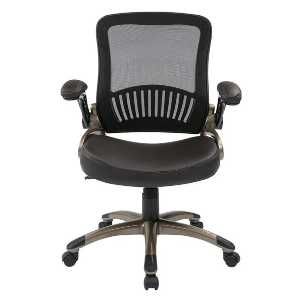 Mid-Back Mesh Desk Chair by Office Star Products
