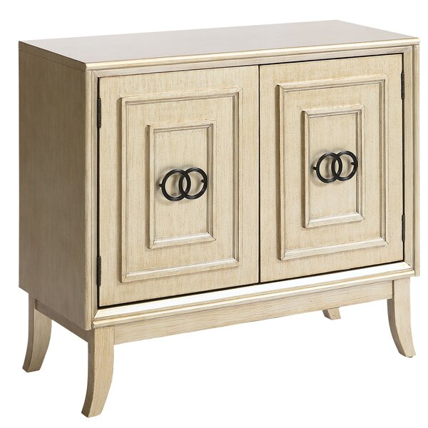 Helton 2 Door Accent Cabinet by House of Hampton House of Hampton