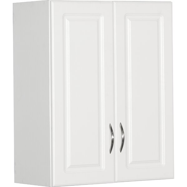 "Dimensions 29.83"" H x 24"" W x 12.43"" D  Wall Cabinet by ClosetMaid"