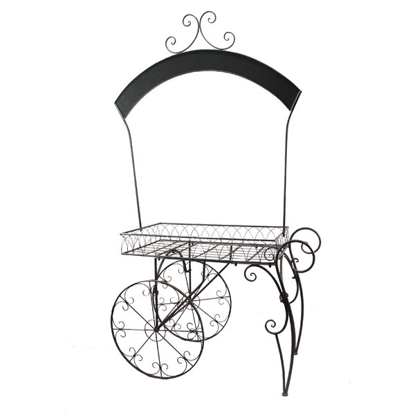 Rolling Bar Cart By WaldImports Wonderful