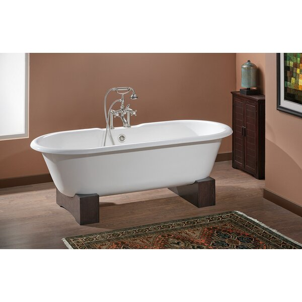 Regal 61 x 31 Soaking Bathtub by Cheviot Products