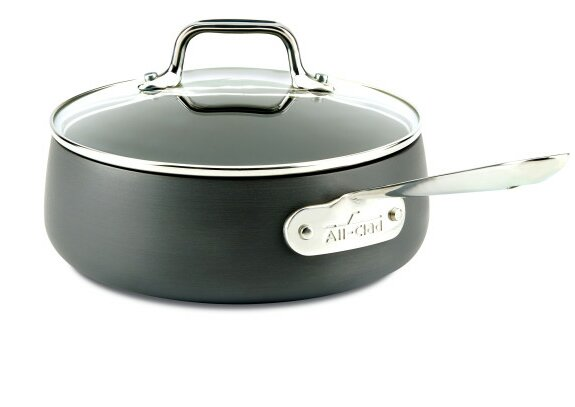 HA1 Saucepan with Lid by All-Clad