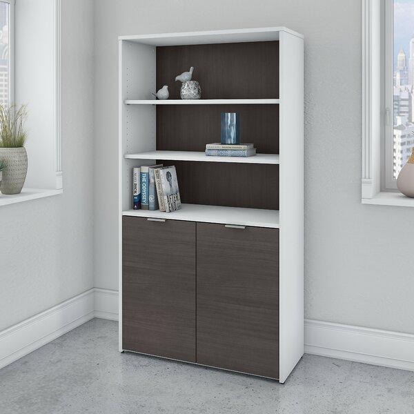 Jamestown Standard Bookcase By Bush Business Furniture