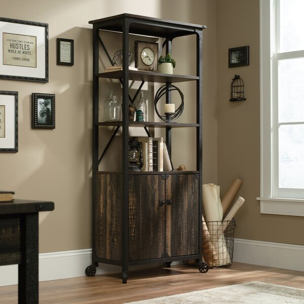 Rutkowski Standard Bookcase by Williston Forge