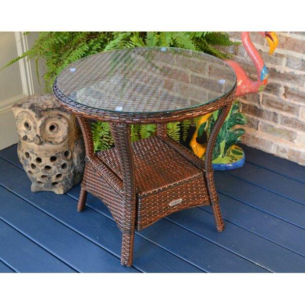 Onalaska Portside Side Table by August Grove
