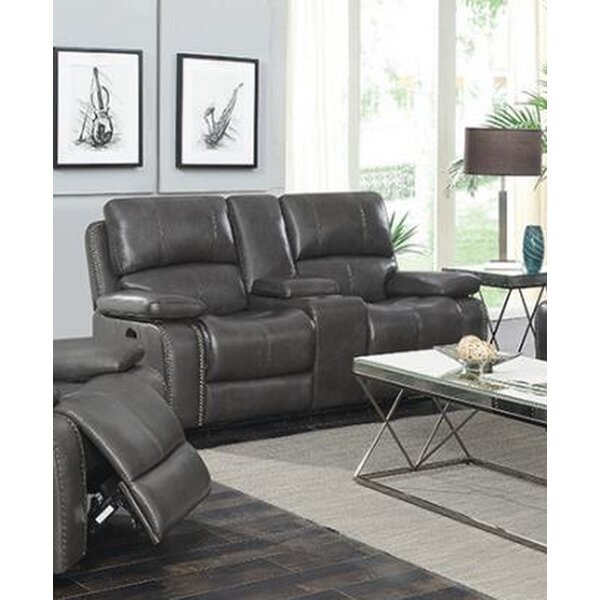 Price Compare Neace Reclining Loveseat by Red Barrel Studio by Red Barrel Studio