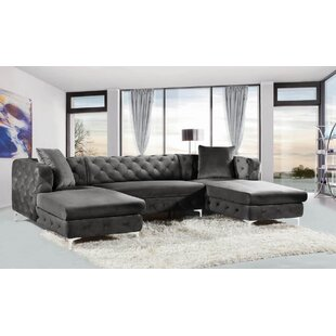 Sectional With Double Chaise | Wayfair
