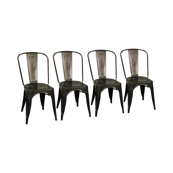 Dunton Side Chair (Set of 4) by Trent Austin Design