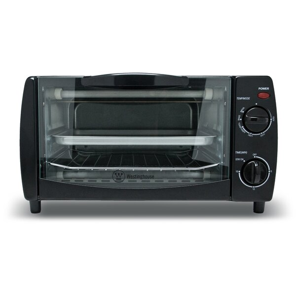 4 Slice 1000W Toaster Oven by Westinghouse