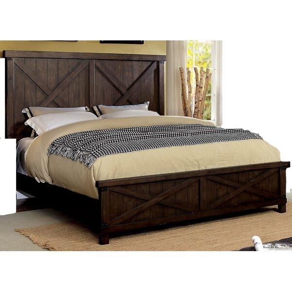 Balsamo Panel Standard Bed by Gracie Oaks