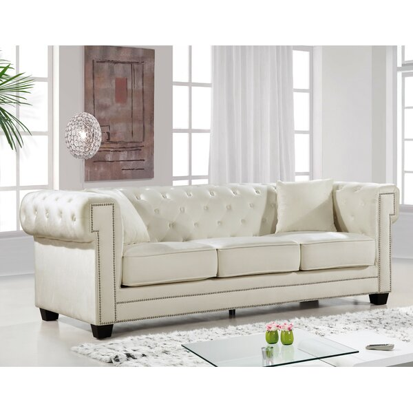 Hilaire Chesterfield Sofa by Willa Arlo Interiors